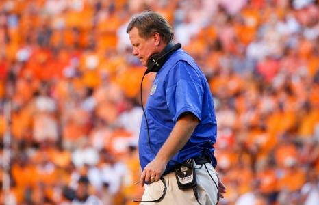 Tennessee leaves Florida Gators speechless