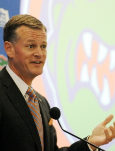 Florida Gators select firm to design stand alone football facility