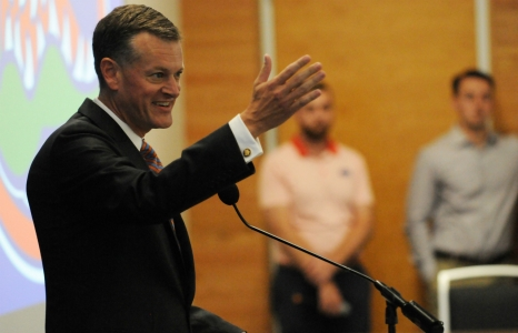 Scott Stricklin has right attitude to replace Jeremy Foley