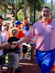 Beauty and the beast plus one: A Florida Gators fairytale
