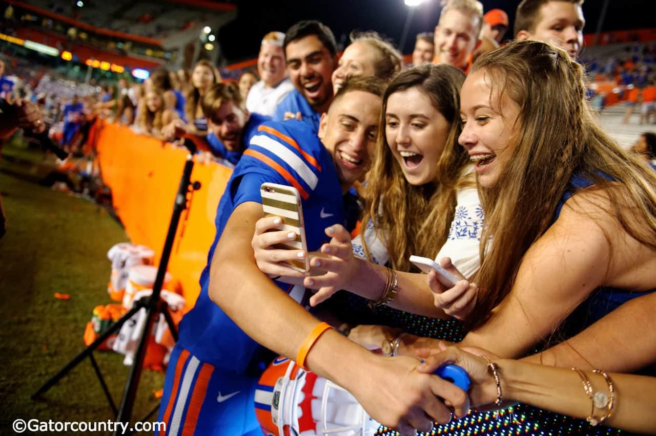 """Some fans unhappy with Spring Game """"circus"""" – Florida ..."""