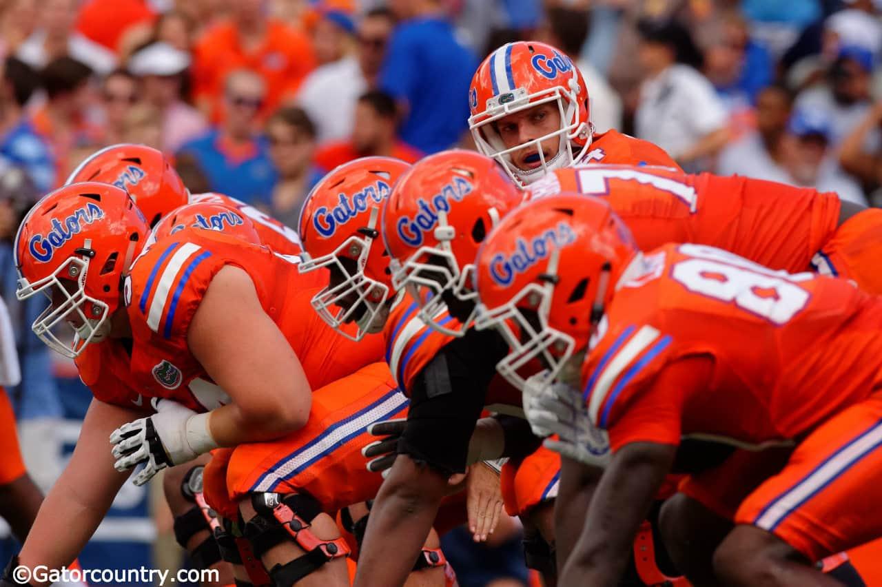 In the eyes of a senior week two: Florida Gators football