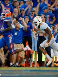 Florida Gators confident despite Del Rio's injury
