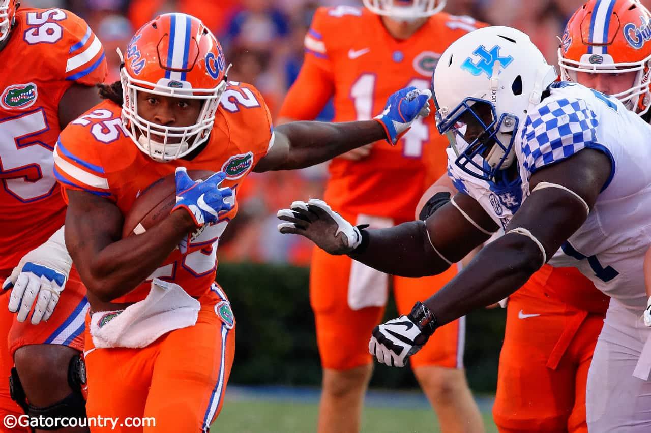 Florida Gators dominate Kentucky Wildcats: Photo gallery ...