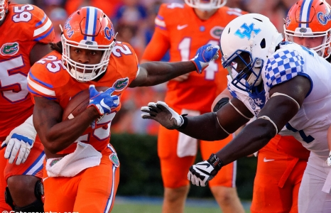 Florida Gators dominate Kentucky Wildcats: Photo gallery