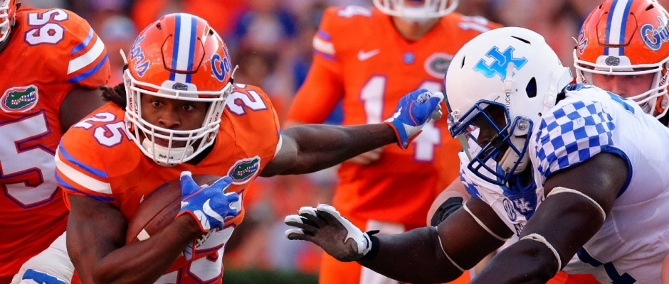 Florida Gators dominate Kentucky Wildcats: Photo gallery