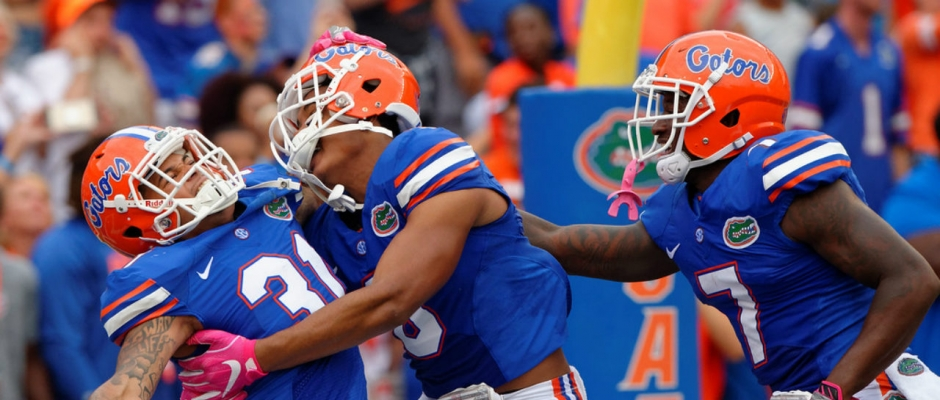 Charting the Course: Week 7 Florida Gators football