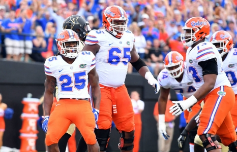 Friday prediction podcast for Florida Gators vs. Georgia
