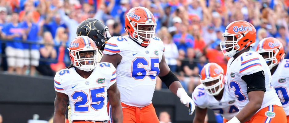 Florida Gators defeats Vanderbilt in low scoring game