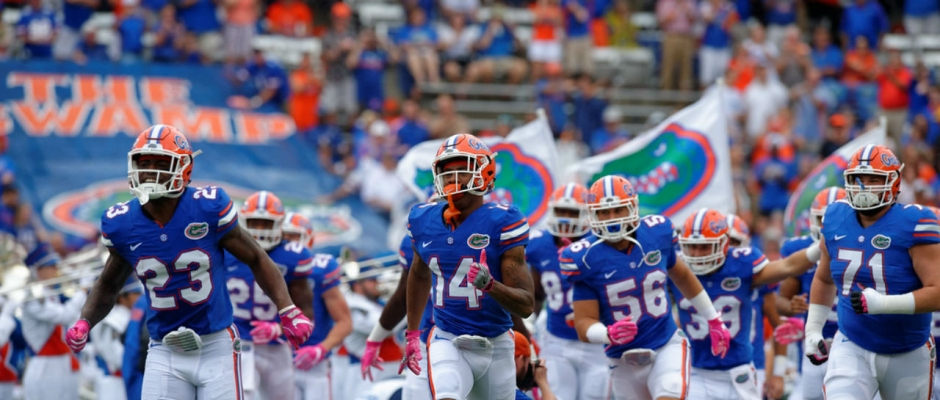 Florida Gators football photo gallery vs. Missouri