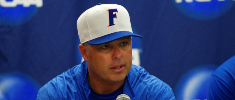 O'Sullivan retools Florida Gators for postseason