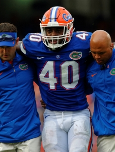 Florida Gators use bye week to get healthy