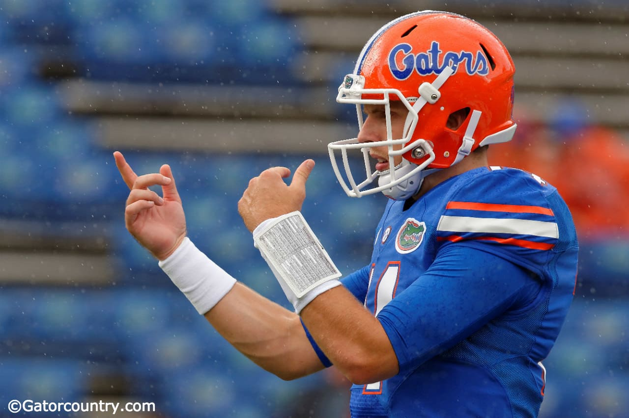 McElwain thinks Luke Del Rio's mistakes are correctable
