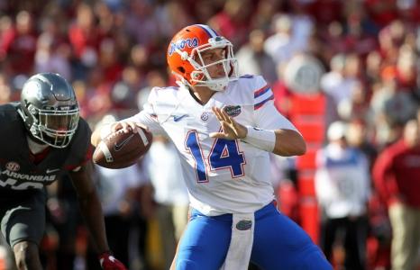 Luke Del Rio lost with a shoulder injury: Florida Gators football