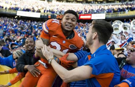 Florida Gators turn Death Valley into