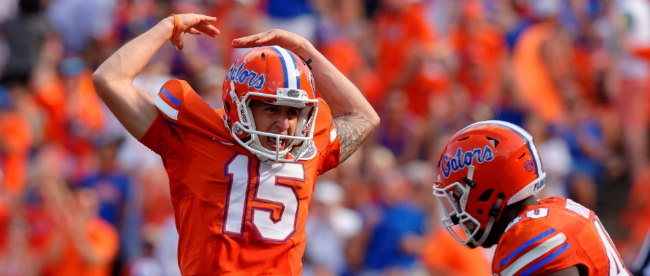 Eddy Pineiro kicks Gators to SEC Championship rematch