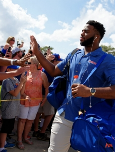 Martez Ivey listed as