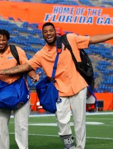 Gator Walk: Florida Gators vs South Carolina