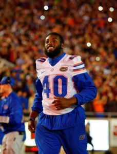Jarrad Davis will give it a go against Alabama, other Gators injury news