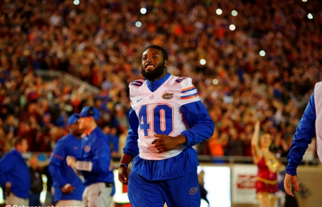 2017 NFL Draft: Jarrad Davis drafted by Detroit Lions