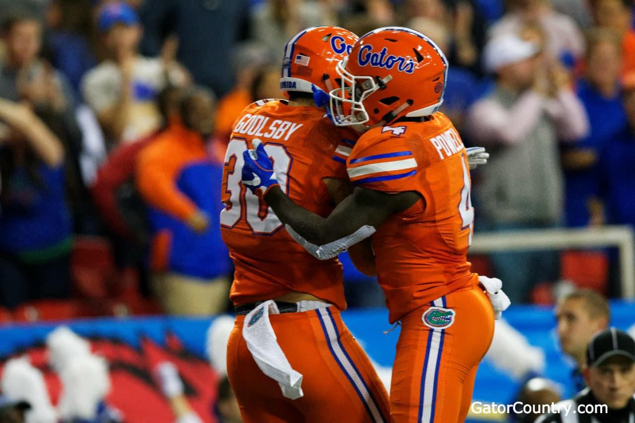 Florida Gators fall to Alabama in the SEC Championship game