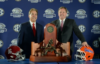 Florida Gators blueprint to beating Alabama Crimson Tide