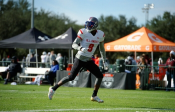 Under Armour All-American photo gallery: Florida Gators