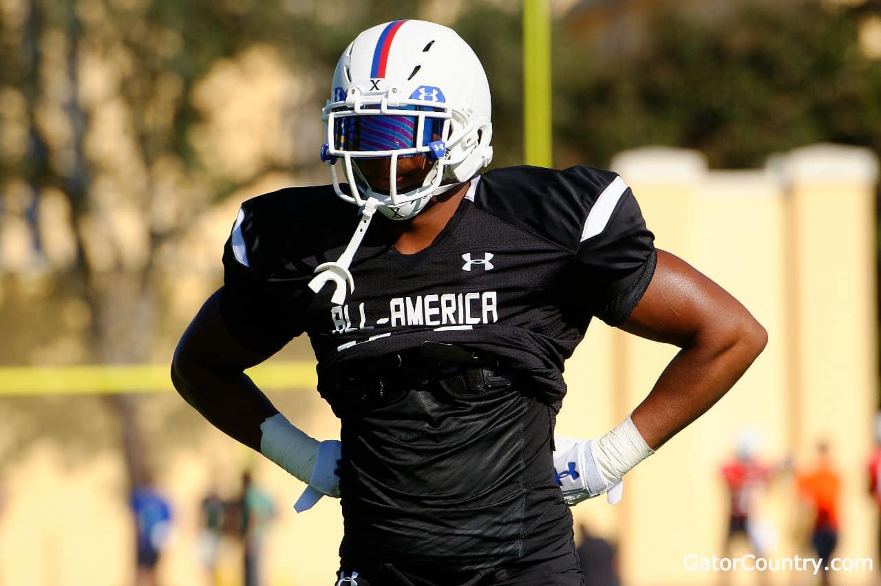 Florida Gators recruiting defensive end target LaBryan Ray- 1280x852
