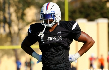 Several factors have Ray interested in the Florida Gators