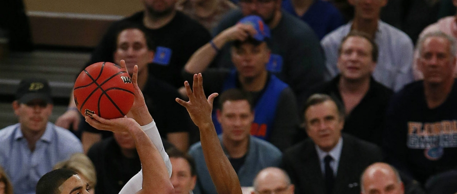 Florida Gators fall to Duke in Jimmy V Classic