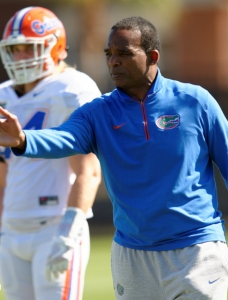 Florida Gators unanimously support Shannon as defensive coordinator