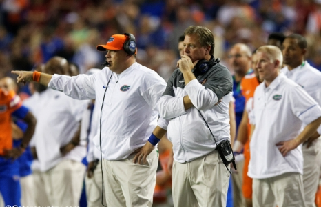 Fuller impressed by the Florida Gators attention to education