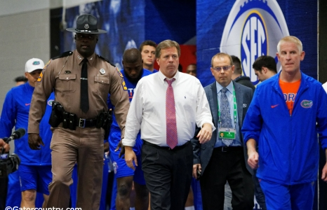 Florida Gators photo gallery from SEC Championship Friday
