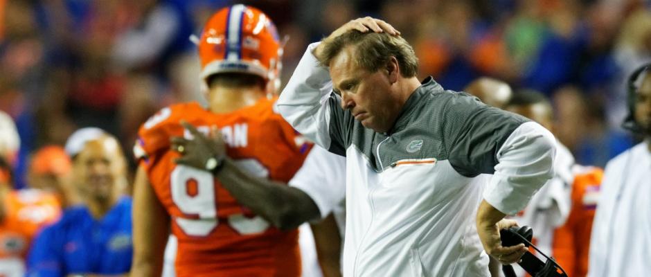Florida Gators leave Georgia Dome dejected, hurt