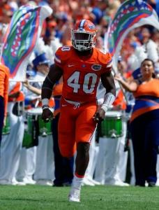 Jarrad Davis leaves legacy with Florida Gators