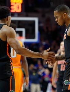 Florida Gators basketball suffers first home loss to Vanderbilt