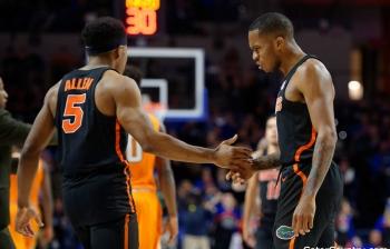 Florida Gators basketball shows maturity in defeat of Alabama