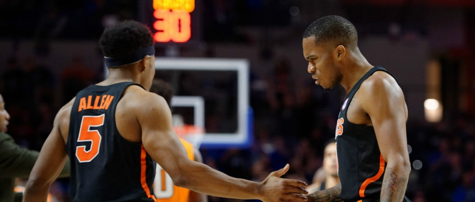 Allen coming into his own for Florida Gators basketball