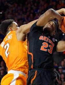 Florida Gators basketball preview for Vanderbilt game