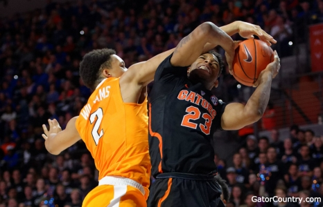 Strong finish leads Florida Gators to win over Tennessee
