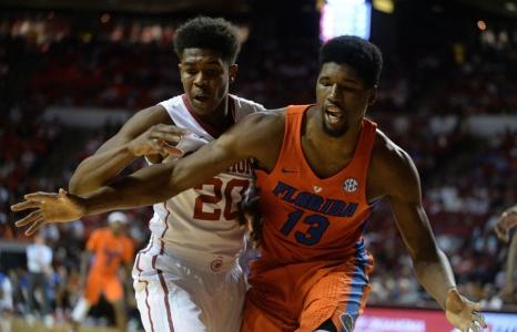 Florida Gators basketball rolls past Oklahoma