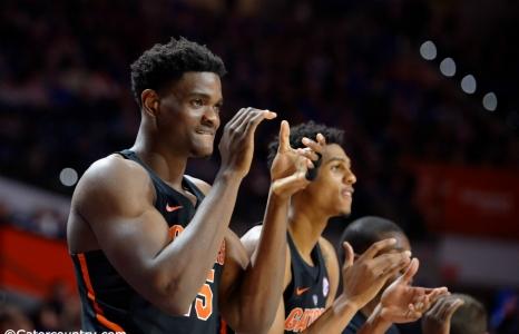 Depth and experience a deciding factor for Florida Gators basketball