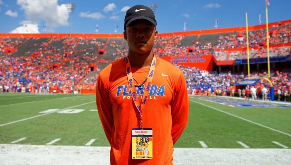 Marco Wilson: Florida Gators class of 2017 signee | GatorCountry.com