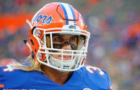 Alex Anzalone enters 2017 NFL Draft