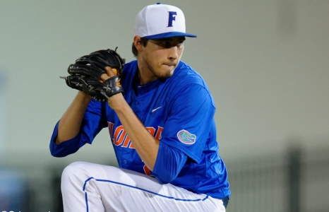 Alex Faedo named SEC Pitcher of the Week