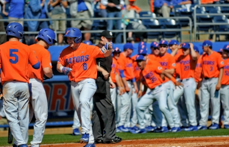 Florida Gators baseball weekend recap