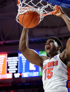 Florida Gators basketball looking for answers in Egbunu's absence