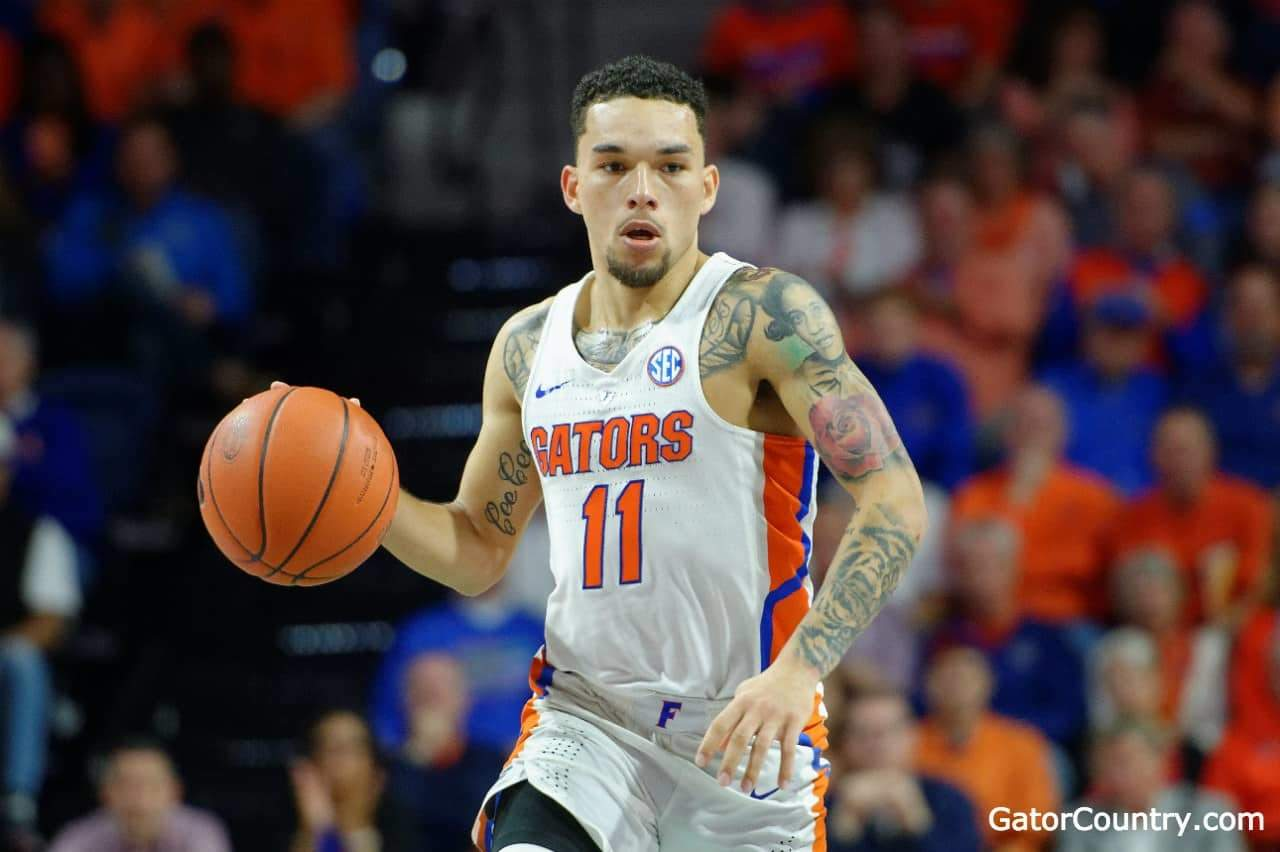 Florida Gators basketball pulls out a tough win at Mississippi State
