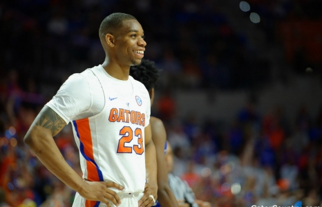 Florida Gators basketball with a tough win against Texas A&M