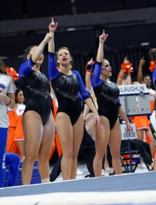Two gymnasts join Florida Gators gymnastics team in 2018
